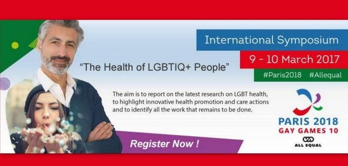 santé des personnes LGBT