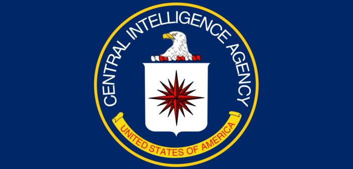 CIA gay identify