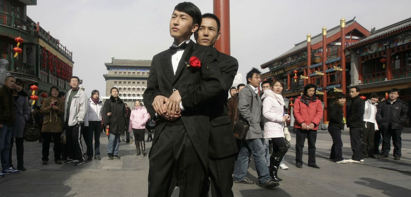 Chinese Web Video Platform Bans Gay Content as a 'Wrong Concept of Love'