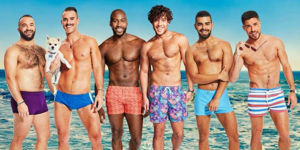 'Fire Island': 6 Atractivos Hombres Gay y Su Drama Llegan a Logo (Video)