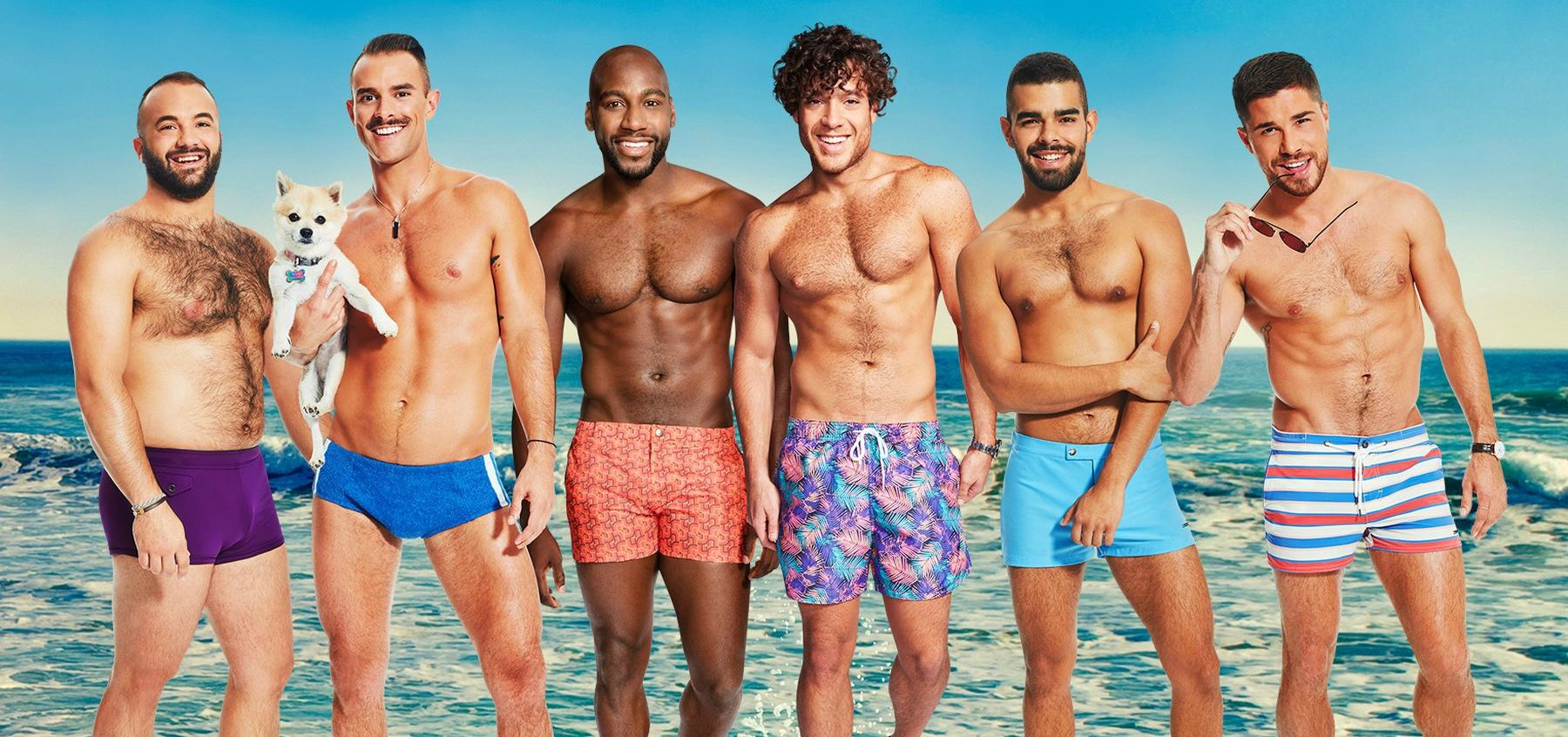 'Fire Island' Trailer: 6 Sexy Gay Men and Their Drama are Coming to Logo (Video)