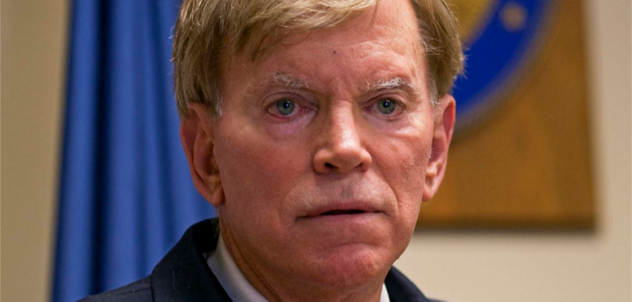 Twitter Suspended Former KKK Leader David Duke for a Few Hours, But He's Back
