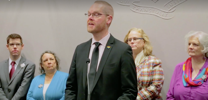 A Gay Connecticut Lawmaker Just Introduced a Bill to Ban Gay Conversion Therapy