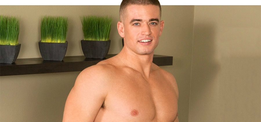 Sean Cody Star Convicted of Assaulting a Police Officer While Naked at Cracker Barrel