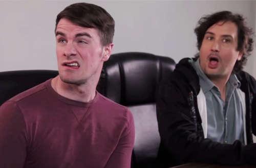 gay focus group comedy sketch teaser