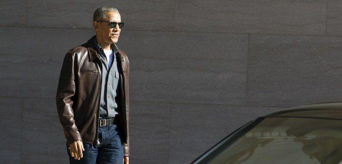 Barack Obama: Steely-Nerved, Multi-Tasking, Black, Ninja, Gangsta President
