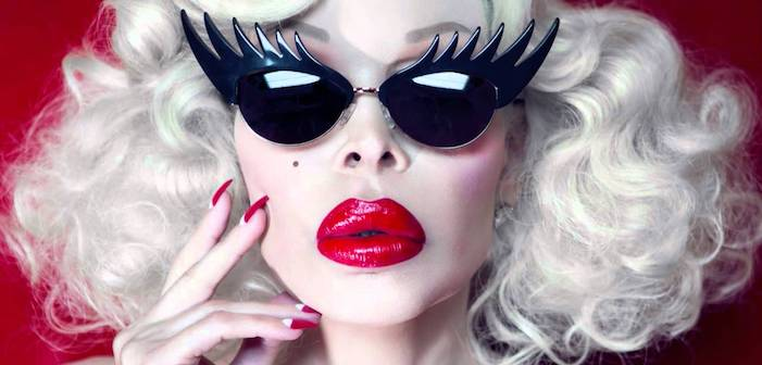 Preview Amanda Lepore's Autobiography with This Story of Meeting David LaChapelle