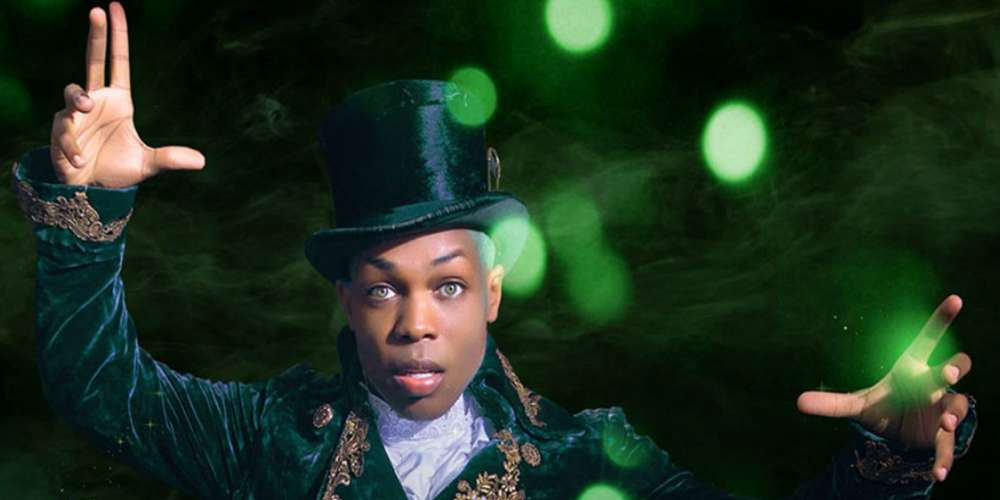 Todrick Hall Opens Up About His New Documentary and Not Sleeping His Way to the Top