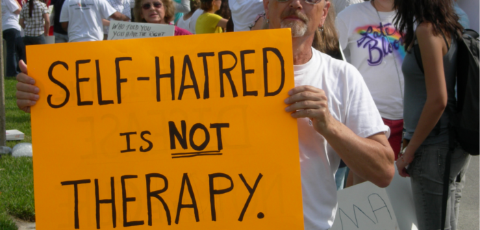Gay Conversion Therapy Quacks Are Super Excited About Trump