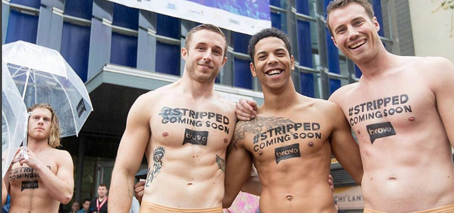 Bravo's New Reality Series 'Stripped' Gets People Naked For the Sport of It (Video)