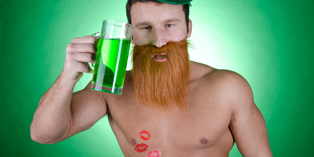 Apparently, St. Patrick Was a Huge Homophobe Because He Refused to Suck on a Man's Nipple