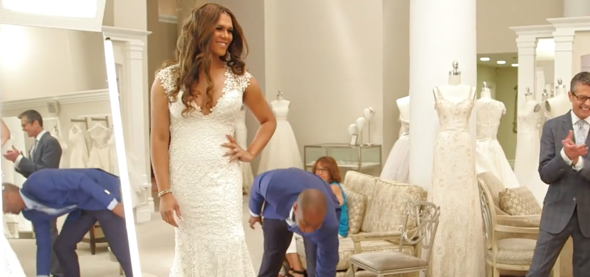 Meet the Empowering Trans Bride About to Appear on 'Say Yes to the Dress' (Exclusive)