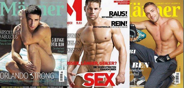éditions Bruno Gmünder arrêtentmagazine Männer