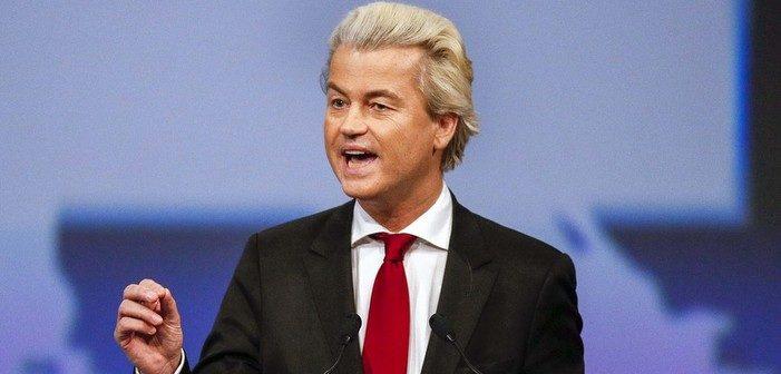 Pays Bas pinkwashing Geert Wilders