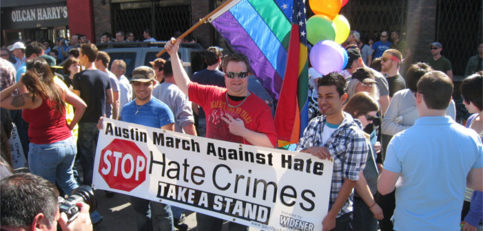 hate crime increase