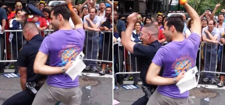 NYPD Officer Who Famously Twerked at Pride Parade Dies of 9/11-Related Cancer