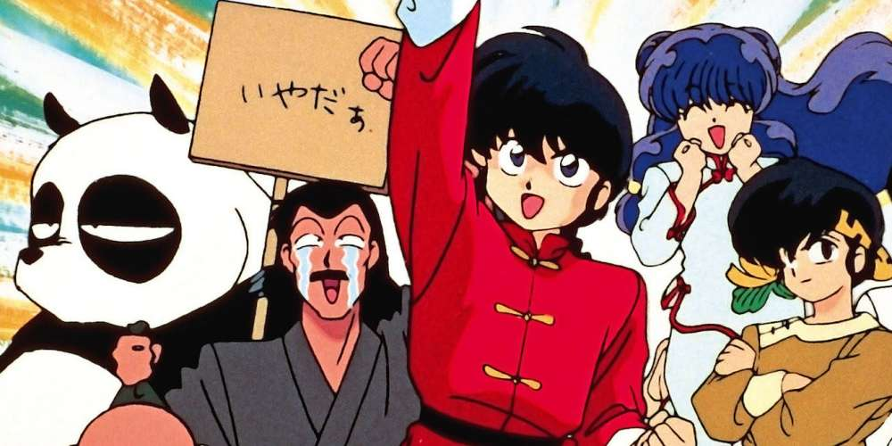 Thirty Years Ago, 'Ranma 1/2' Helped '90s Kids Understand Trans Issues