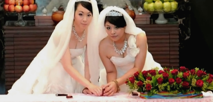 Taiwanese Lesbian Ordered to Pay $16,000 to Ex-Husband She Dumped for a Woman