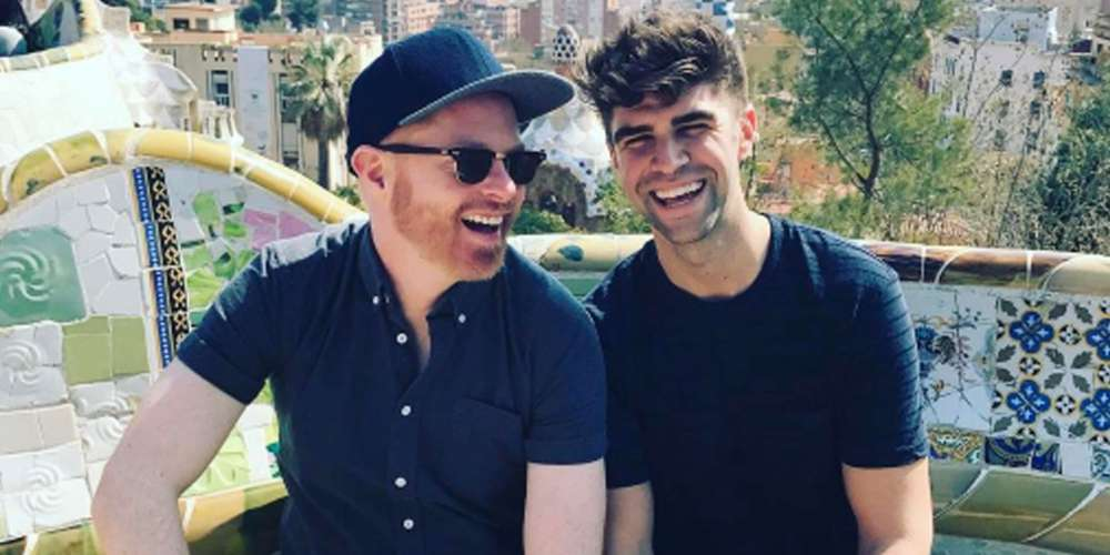 Jesse Tyler Ferguson's Spain Vacation Pics Make Us Envy Him and His Hot Husband (Photos)