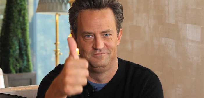 Matthew Perry: 'I Beat Up Canada's Justin Trudeau in Elementary School'