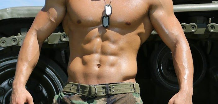 The 'Military Nudes Scandal' Has Been Officially Expanded to Gay Porn Sites