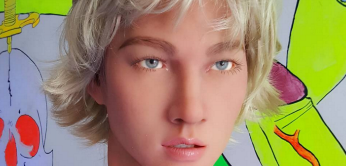 Finally, Someone's Making Lifelike Male Sex Dolls