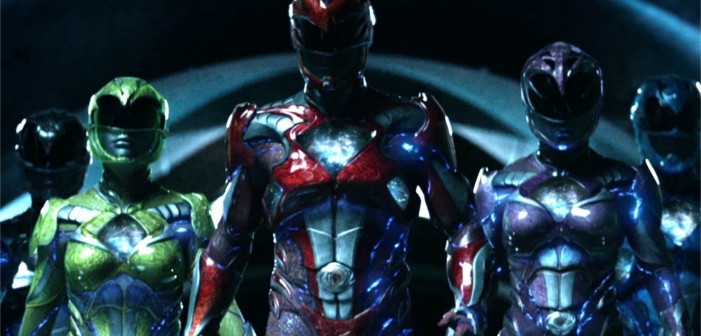 'Power Rangers' Will Be the First American Superhero Film to Feature a Queer Hero