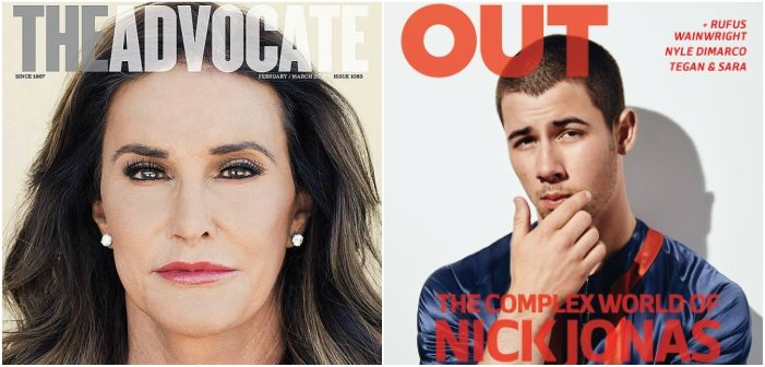 Long-Running Gay Mags 'Out' and 'The Advocate' Rumored to Be Up for Sale (Updated)