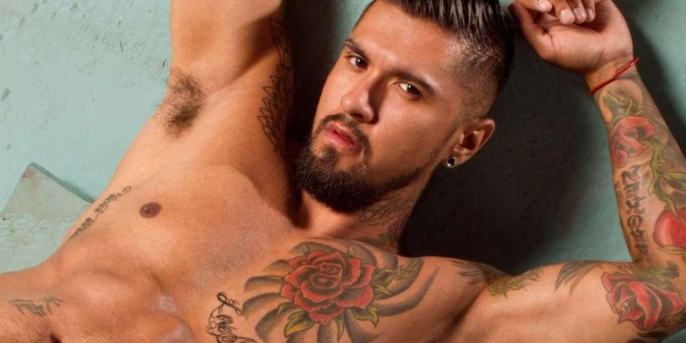 Boomer Banks No Sólo Es Estrella Porno Gay, También es Diseñador de Modas (Photos)