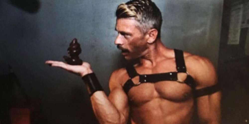 These 10 Leather-Studded Shots Show Why Terry Miller Is Tom of Finland's First US Ambassador (NSFW)