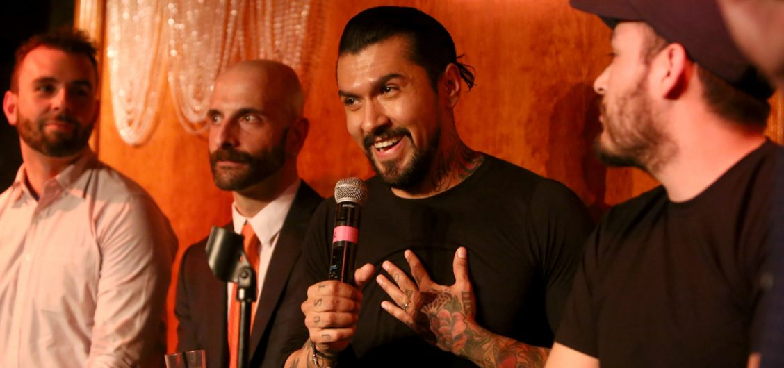 Hornet's 'Gay Sex: A Raw Conversation' Brought Out New Yorkers for Some Real Talk (Photos)