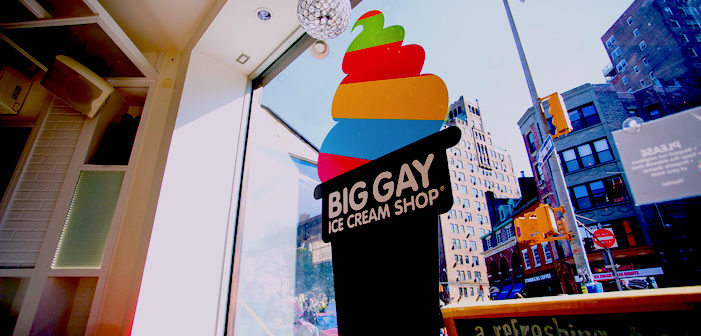 Pints of Big Gay Ice Cream Could Be Coming to a Store Near You