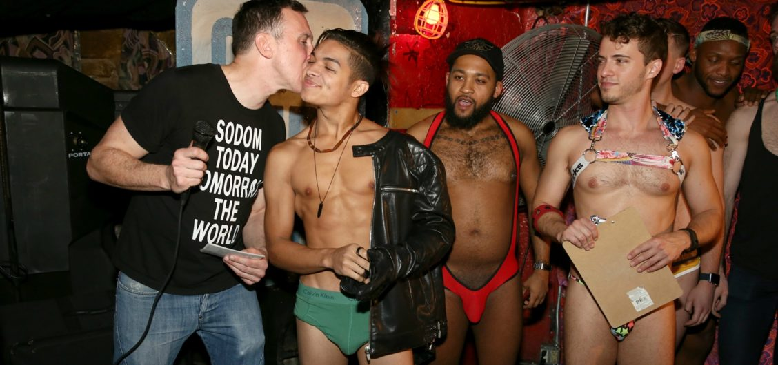 Mr. Nude York Got Hot Men of Manhattan in the Buff (Photos)