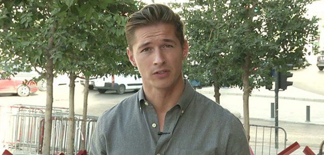Don't Let These 10 Shots of Sexy ABC News Reporter James Longman Distract You From His Excellent Work