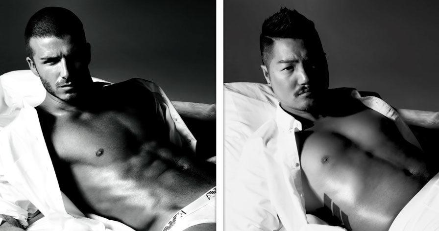 Asian men underwear models 03