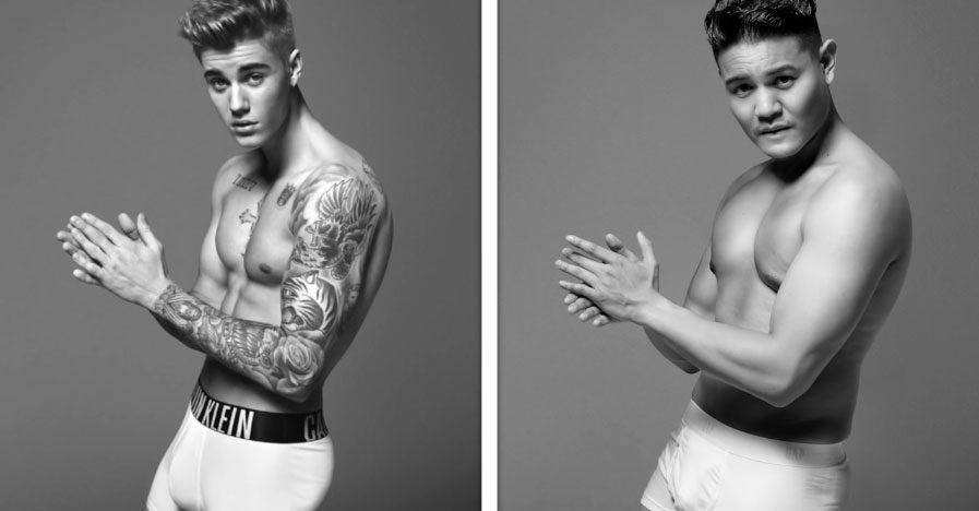Asian men underwear models 05