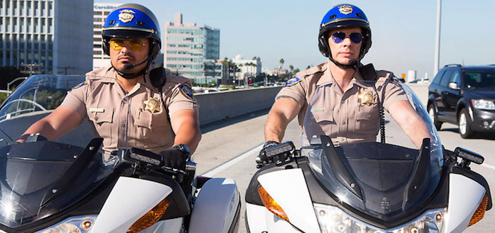 As Suspected, 'CHiPS' Reeks of Gay Panic and General Horribleness