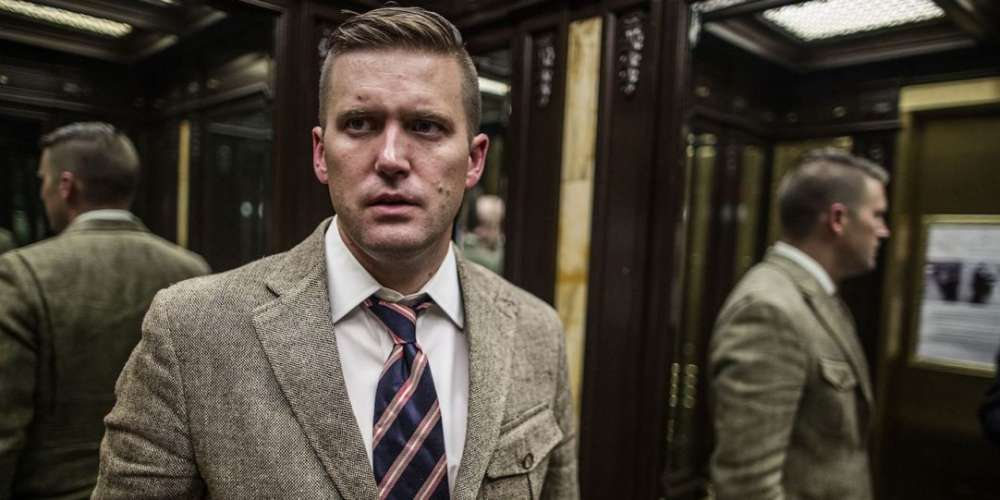 Hey, Media, Please Stop Drooling Over 'Well-Dressed' White Supremacists