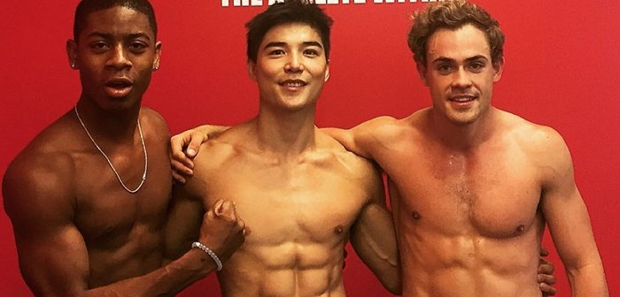 Here's Proof the New Power Rangers are Hot as Hell (Photos)