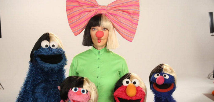 Sia on 'Sesame Street' Sings 'S is for Songs' (Video)