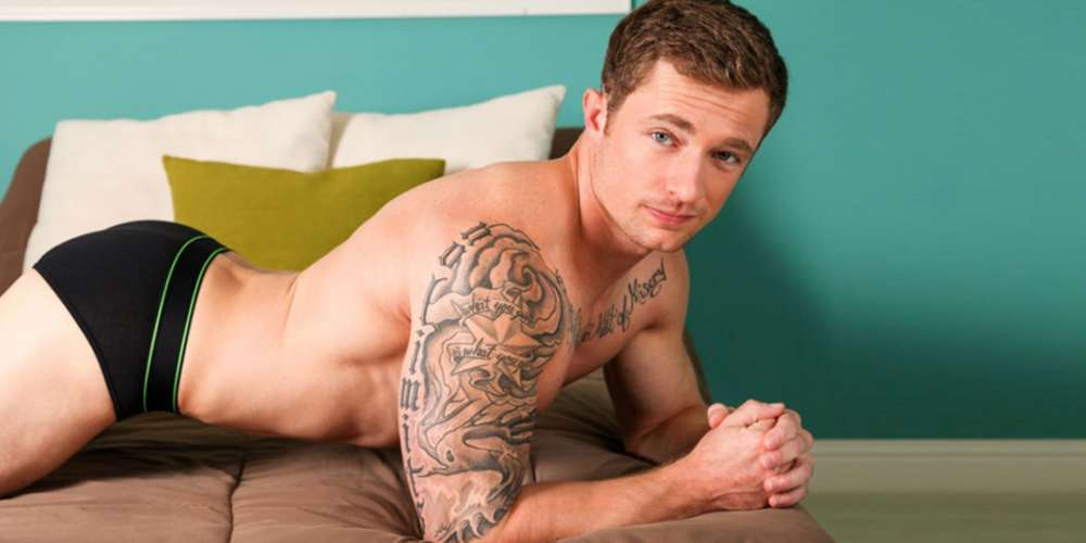 Gay Porn Star Markie More Pledges to Donate $250 Per Scene to the Gay-Straight Alliance Network