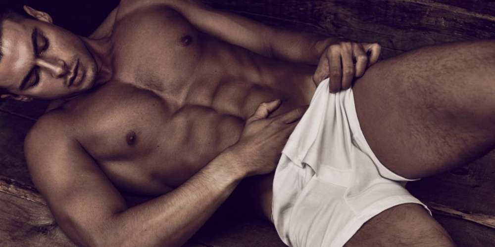 Model Andrea Denver for FTAPE Is Our Latest Obsession (Photos)