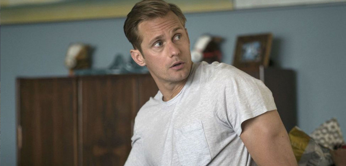 Alexander Skarsgård Went Full Frontal on Last Night's Episode of 'Big Little Lies' (NSFW)
