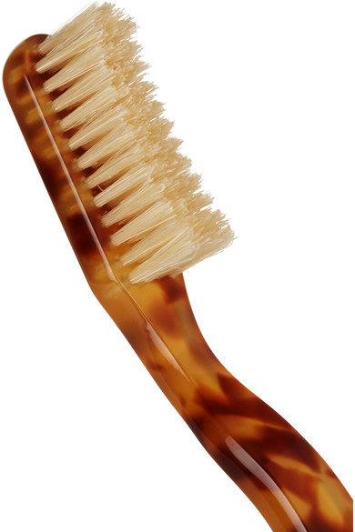 american psycho grooming regiman buly oub toothbrush