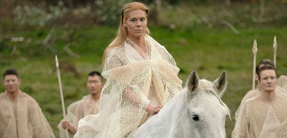 First Look: Candis Cayne as the Highly Anticipated Fairy Queen in 'The Magicians'