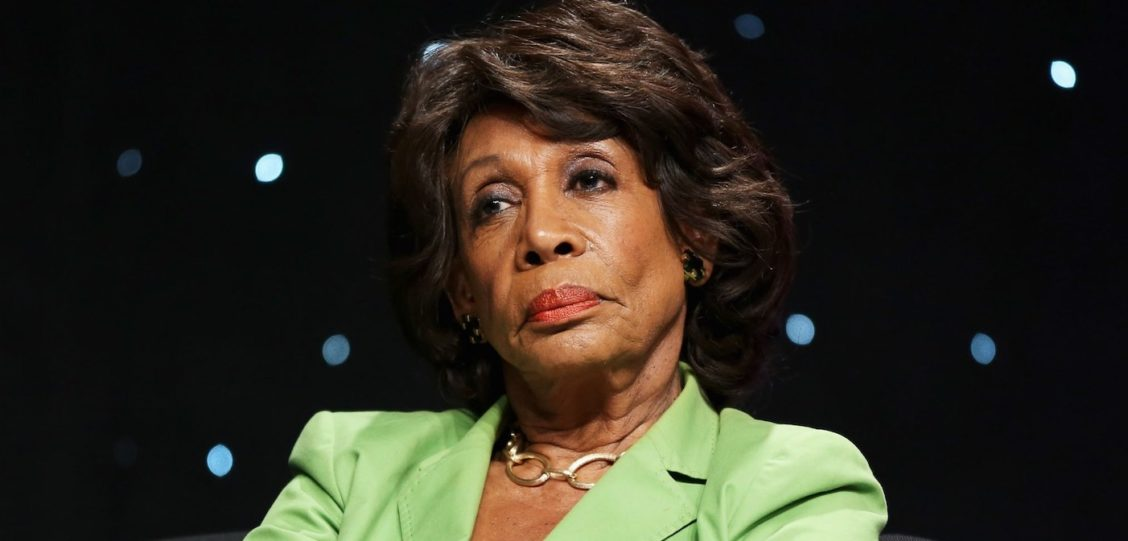 Maxine Waters Bill O'Reilly