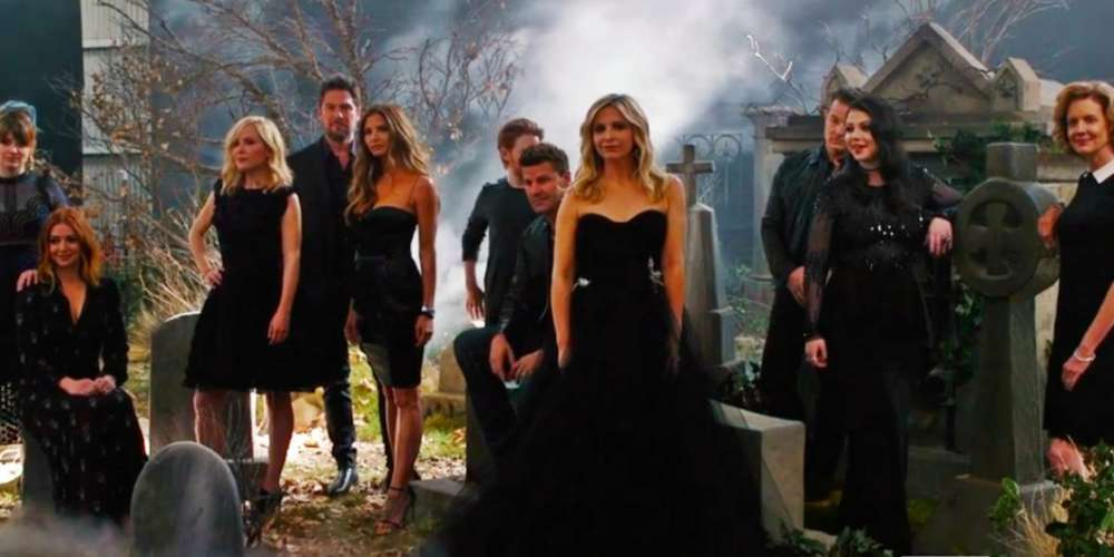 'Buffy the Vampire Slayer' Cast Reunites for Show's 20th Anniversary (Video)