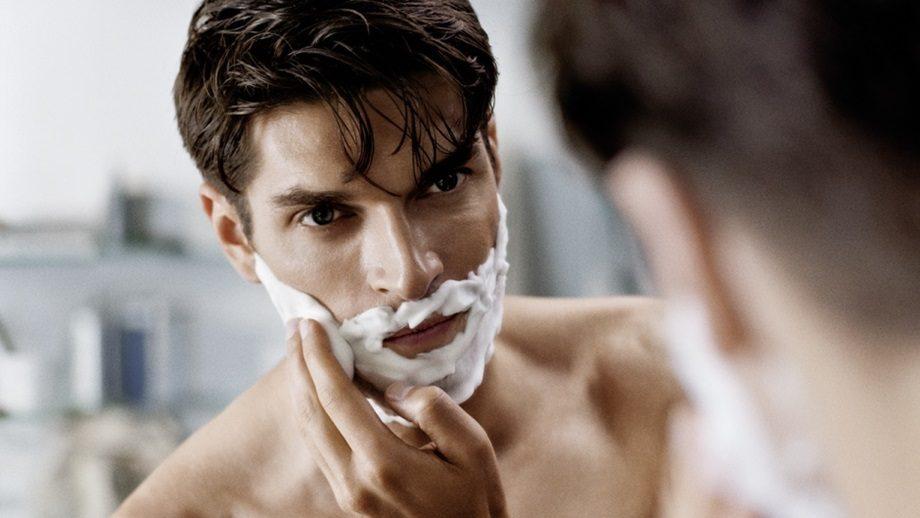 american psycho grooming regimen guy shaving