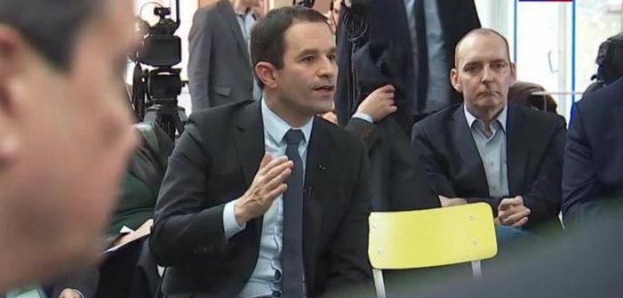 Être chargé des questions LGBT dans l'équipe de campagne de Benoît Hamon, ça sert à quoi?