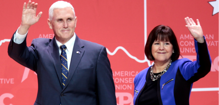 Mike Pence Is Not Allowed to Be Alone with Women Who Aren't His Wife